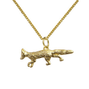 catch me if you can ketting goud vosje