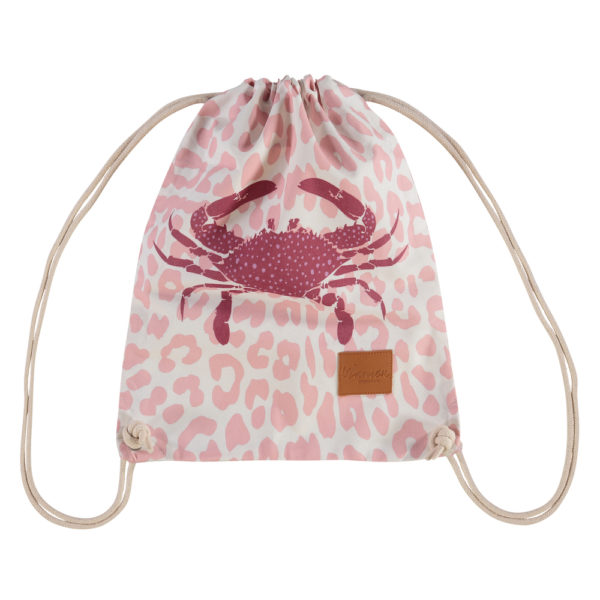 by-Lauren-happy-bag-rugzak-holy-crab-coral-pink