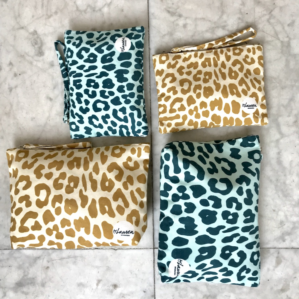 leopard only clutches