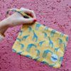 giraffe love clutch small