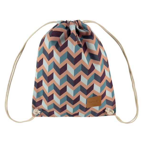 zigzag backpack 2