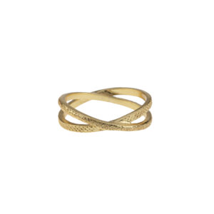 cross play ring goud